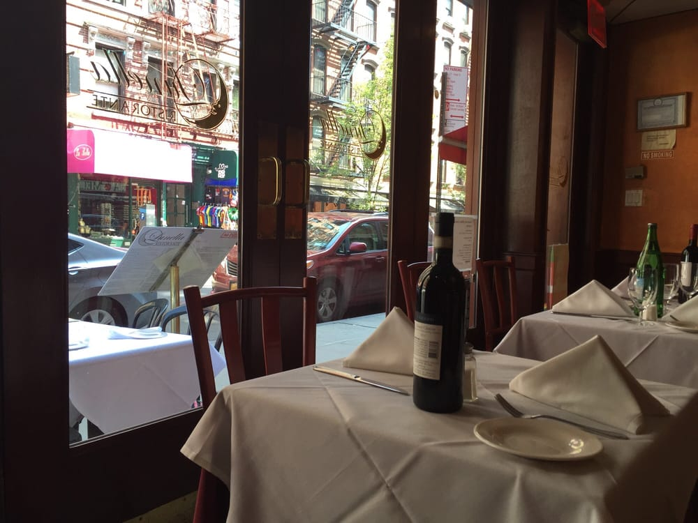Little Italy Nyc Restaurants Yelp