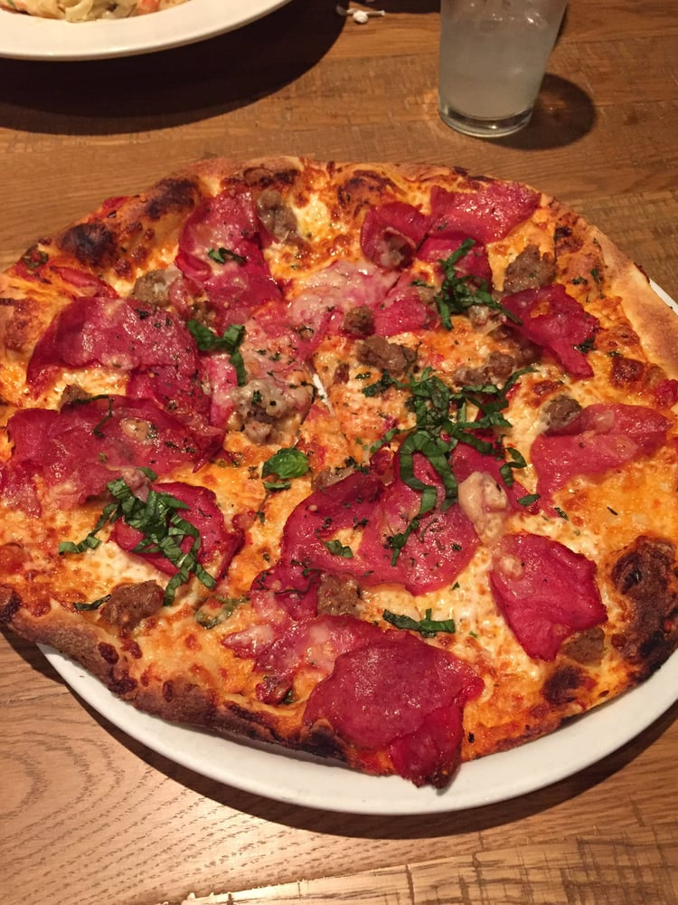 Yummy Sicilian @CPK - Yelp