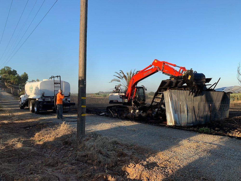 Photo of Vollmer Excavation: Strathmore, CA