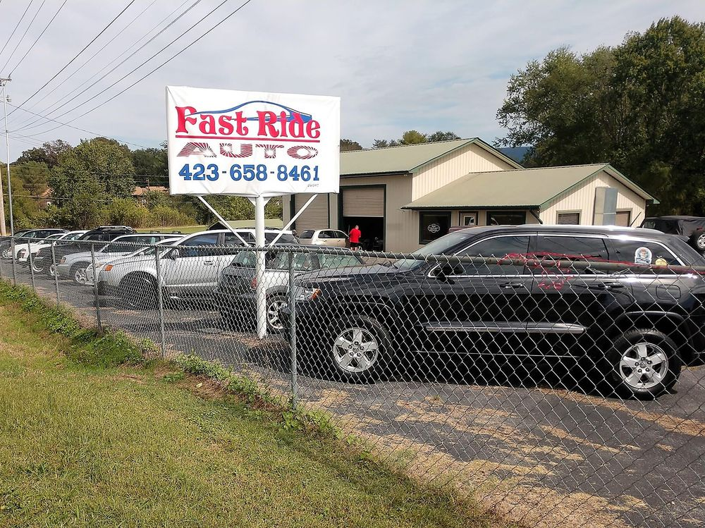 Fast Ride Auto: 15446 Hwy 28, Whitwell, TN