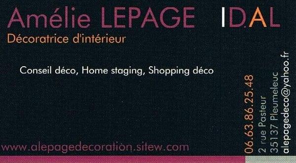 initiation d coration am lie lepage id al peintre 2 rue pasteur pleumeleuc ille et vilaine. Black Bedroom Furniture Sets. Home Design Ideas