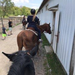 Fitzjoy trail rides
