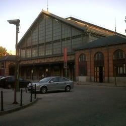 Muncyt Museums Paseo De Las Delicias 61 Arganzuela Madrid
