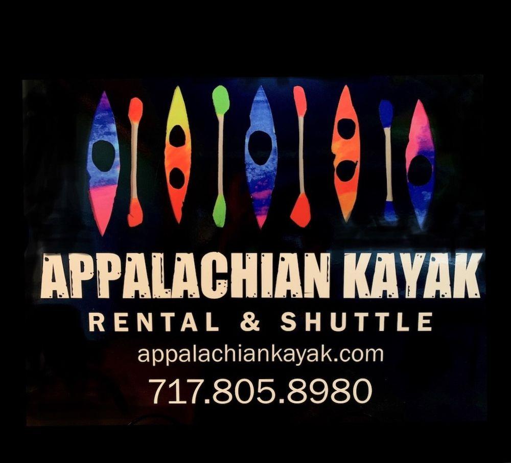 Appalachian Kayak: Halifax, PA