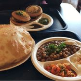 Photo Of Dalicious Indian Restaurant Naperville Il United States Dabeli And Chole
