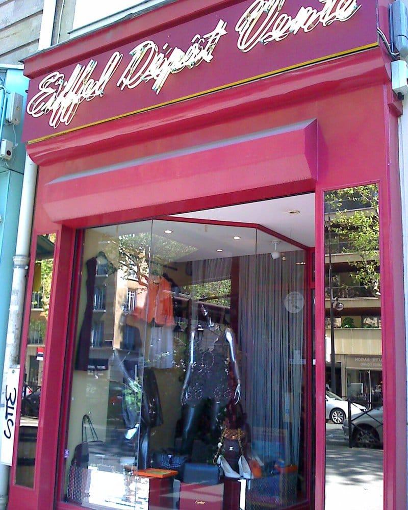 Eiffel depot vente e d v accessories 53 ave la motte picquet tour eiffel - Emmaus paris depot vente ...
