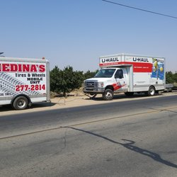 Medina S Tires And Wheels 11 Photos Tires 5434 W Shaw Ave