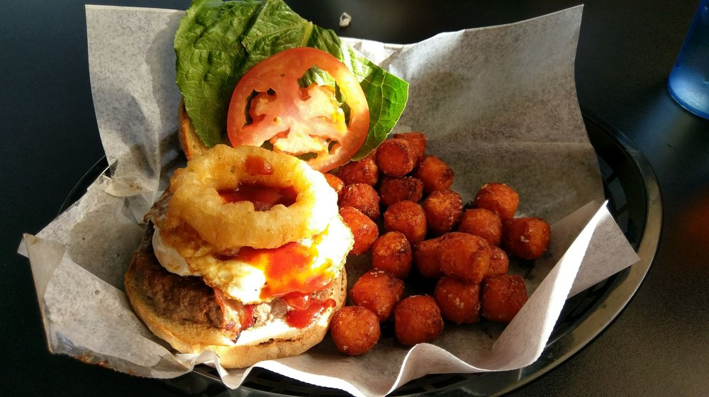 Brewburgers: 5861 54th Ave N, Kenneth City, FL