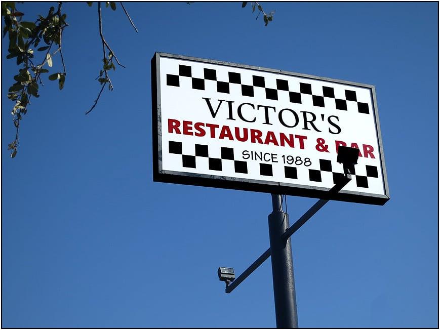 Victor S Restaurant Bar Houston Tx
