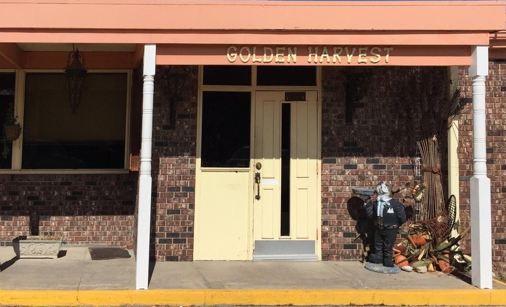 Golden Harvest Restaurant: 240 Main St, Halstead, KS