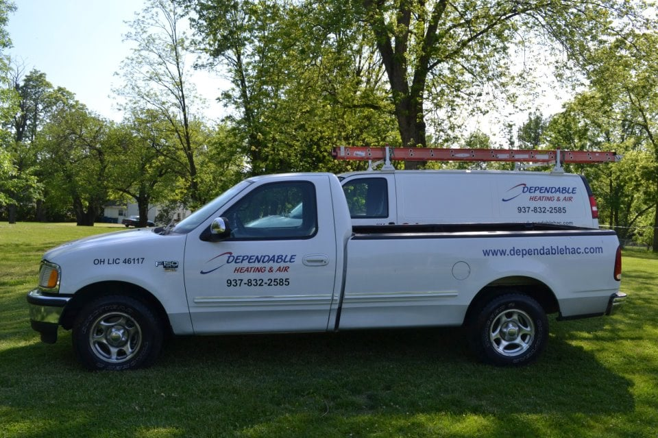 Dependable Heating & Air: 228 Porter Dr, Englewood, OH