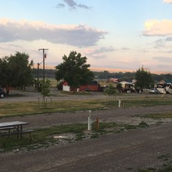 Full hookup campgrounds in montana