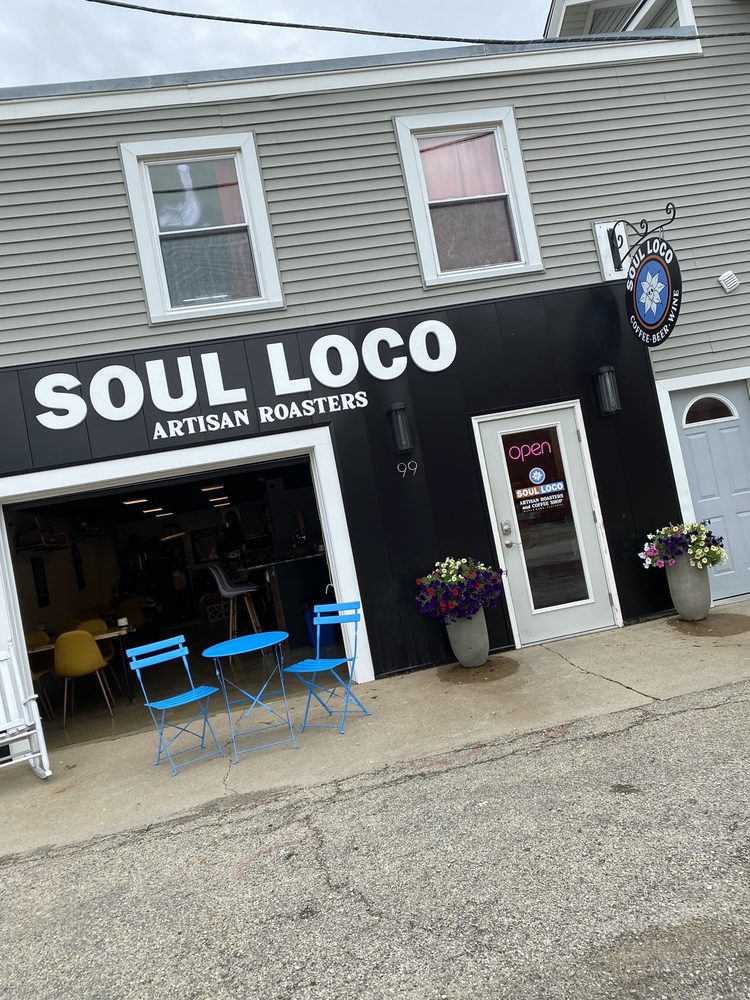 Soul Loco: 303 Main St, Batavia, IL
