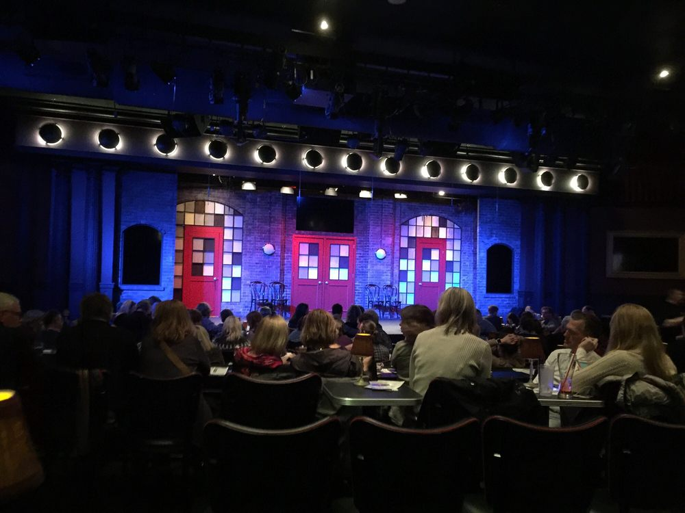 Dating comedy show chicago