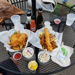 Photo Of Mac S Fish Chips Saint Paul Mn United States Halibut