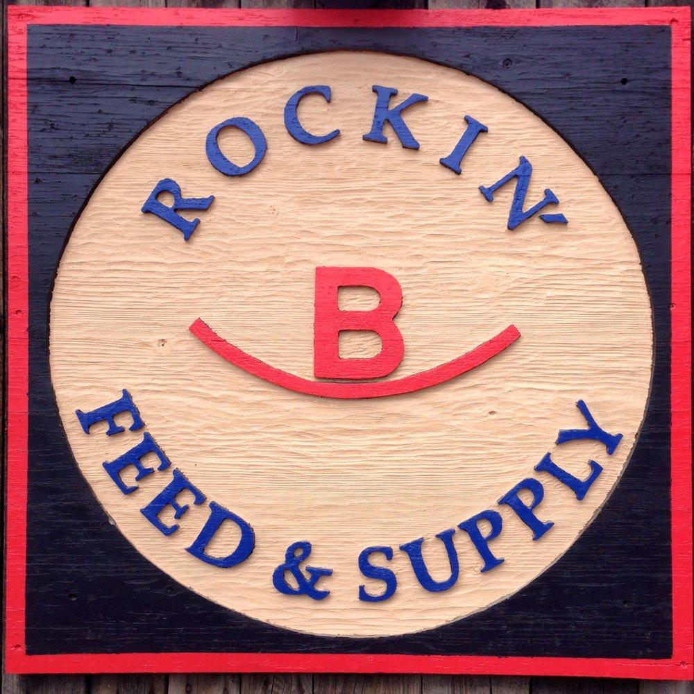 Rockin' B Feed & Supply: 12440 Black Forest Rd, Colorado Springs, CO
