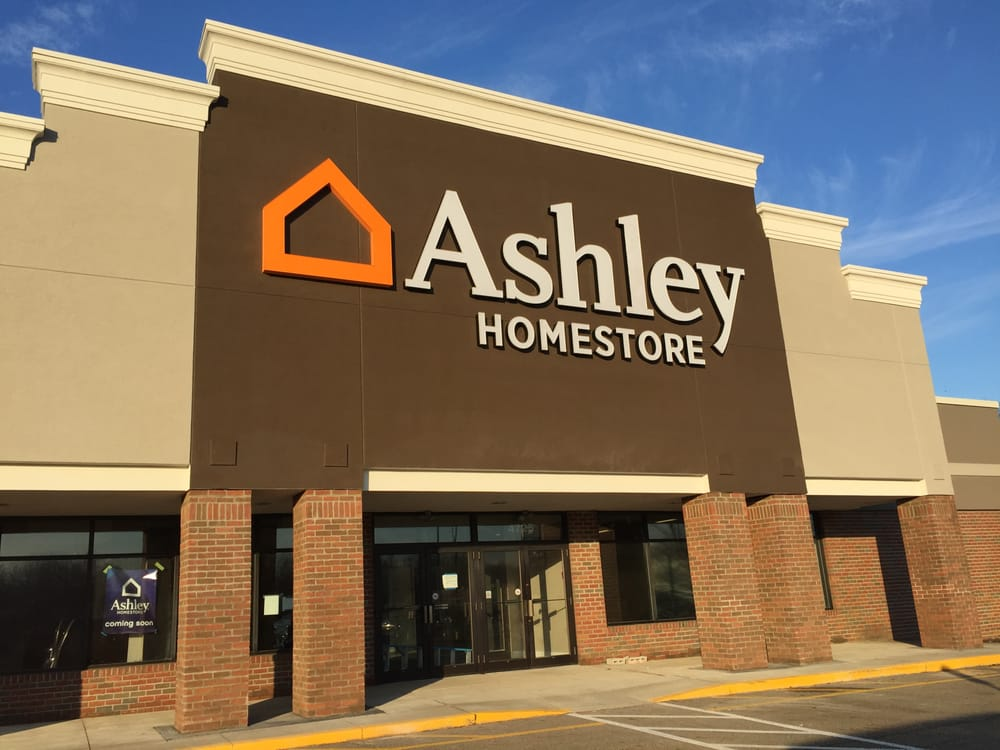 Ashley Homestore 10 Photos Furniture Stores 4725 Dressler Rd Nw Canton Oh United States