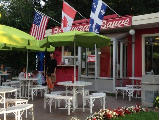 Restaurant Sauvé