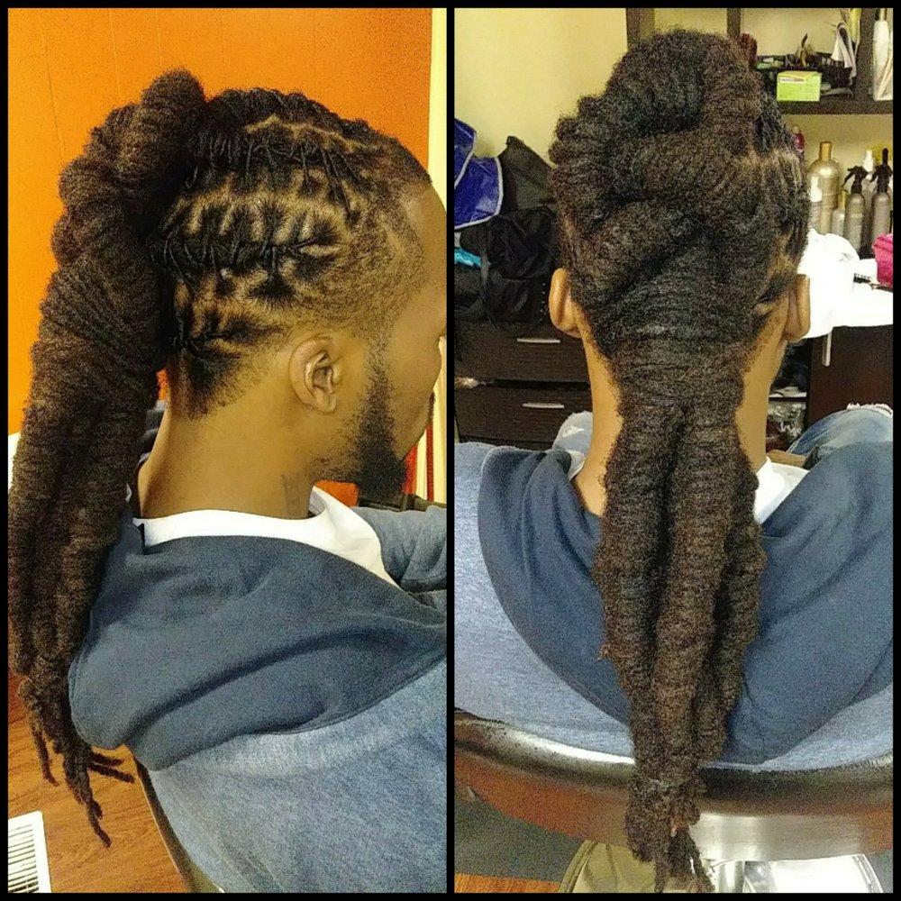 She/He Locks Beauty Salon & Barber Shop: 3200 Dixie Hwy, Louisville, KY