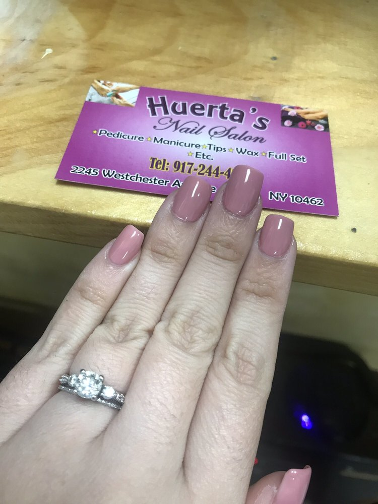 Huertas nail salon: 2245 A Westchester Ave, Bronx, NY