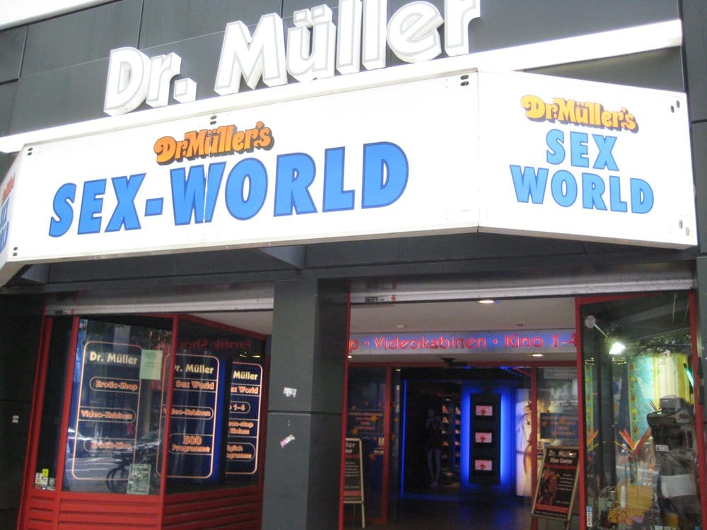 dr müllers sex world köln dildo anal