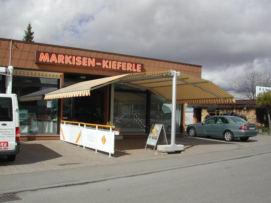 Markisen Kieferle Awnings Sch Nbuchstr 37 Altdorf