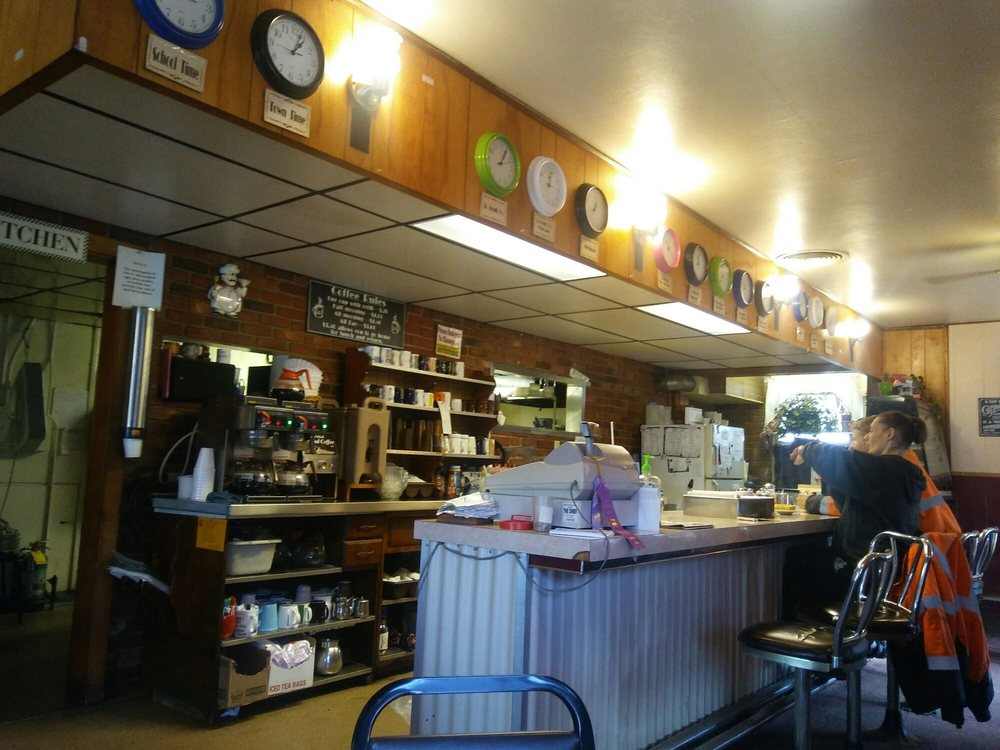The Diner: 601 W Michigan St, New Carlisle, IN