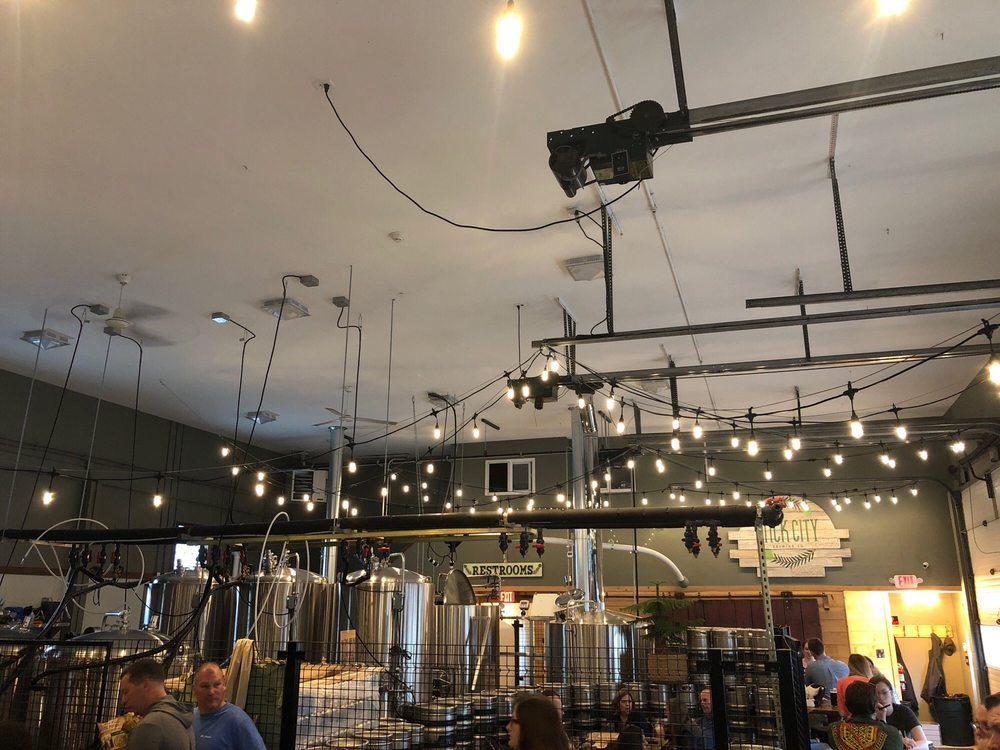 Stick City Brewing Company: 109 Irving St, Mars, PA