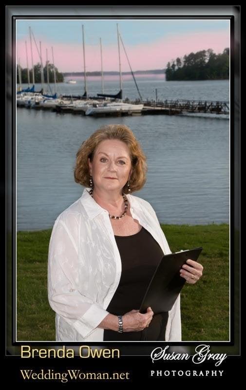 Brenda M Owen Wedding Officiant & Minister