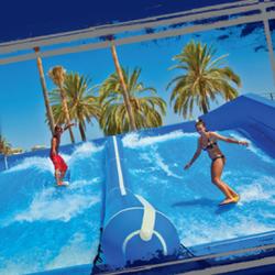 Flowrider swimming pools las vegas nv reviews yelp - Planet hollywood las vegas swimming pool ...