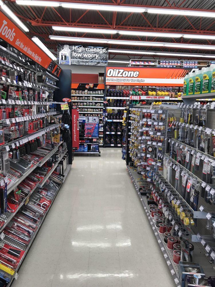 Auto Zone: 24903 Westheimer Pkwy, Katy, TX