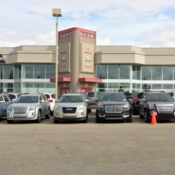 Sherwood Buick Gmc Car Dealers 10 Automall Road Sherwood Park