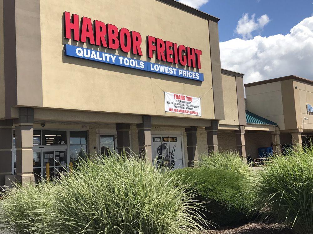 Harbor Freight: 460 N Wilbur Ave, Walla Walla, WA