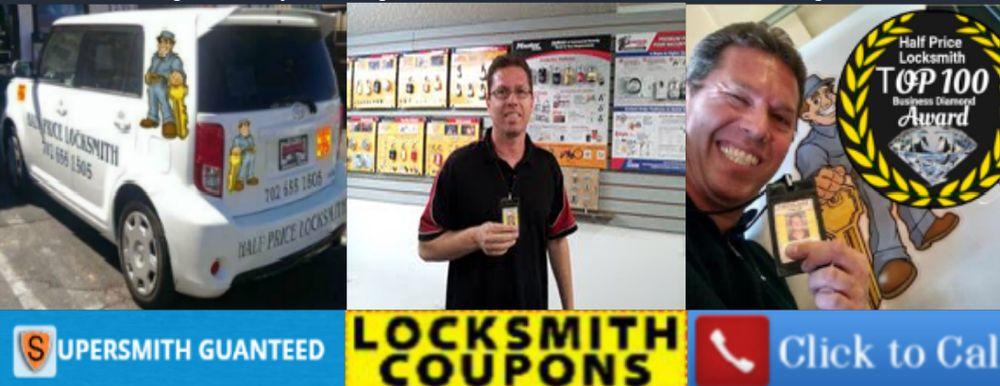 Half Price Locksmith of Las Vegas