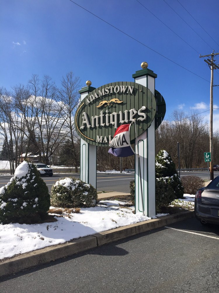 Adamstown Antique Mall: 3014 N Reading Rd, Adamstown, PA