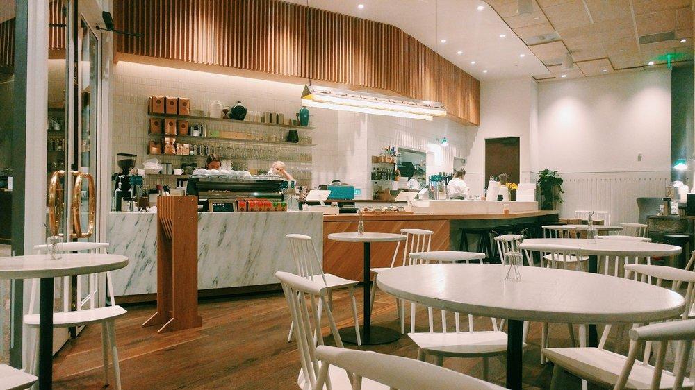 Photo of Forthright - Austin, TX, United States. Restaurant interior