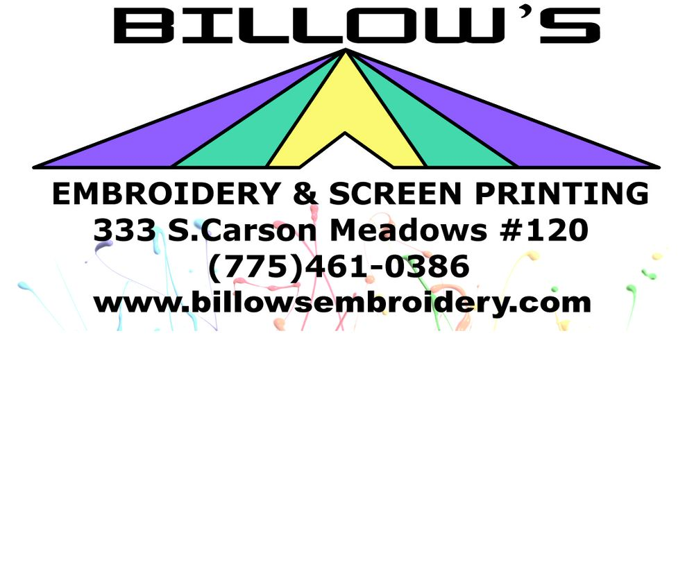 Billows Embroidery