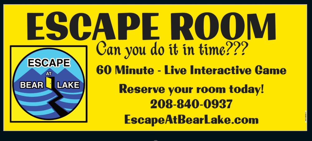 Escape At Bear Lake: 65 W Logan Rd, Garden City, UT