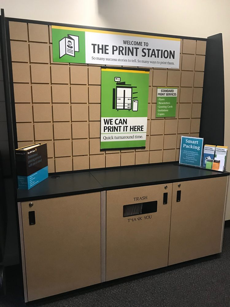 The UPS Store: 7902 Gerber Rd, Sacramento, CA