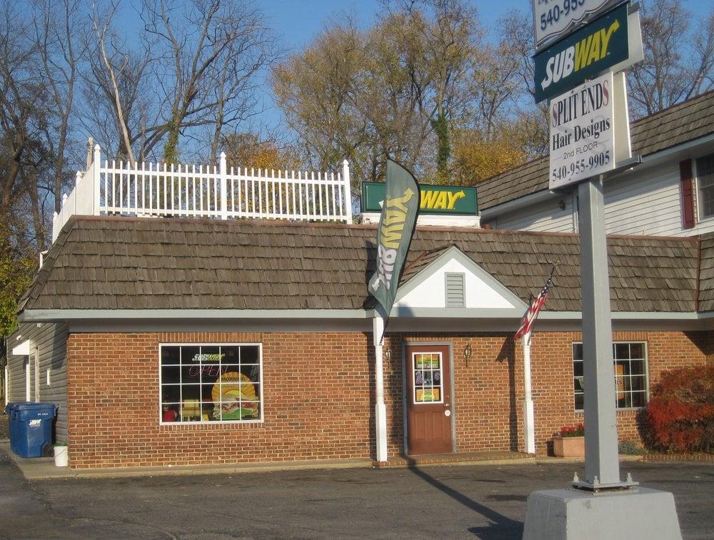 Subway: 112 W Main St, Berryville, VA