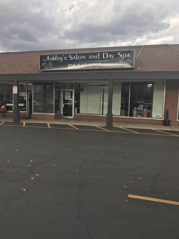 Ashley's Salon And Day Spa: 1107 N State St, Belvidere, IL
