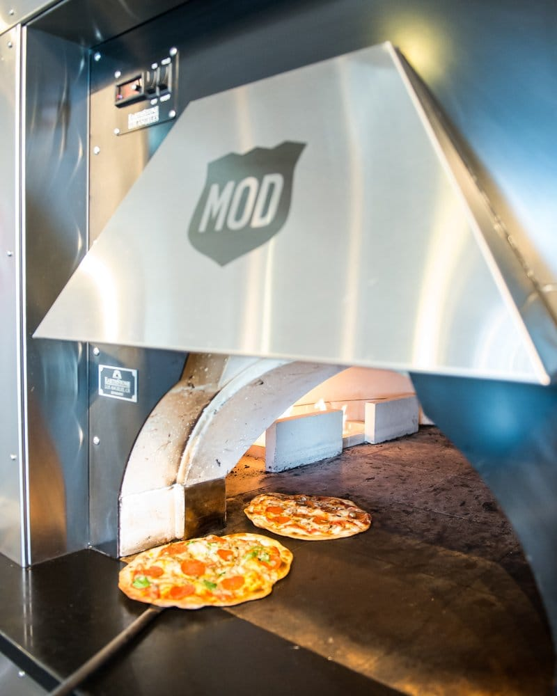 MOD Pizza: 204 SW Yamhill St, Portland, OR