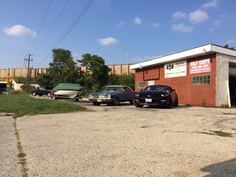 Towing business in Palos Heights, IL