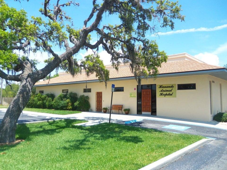 Hernando Animal Hospital: 5335 Applegate Dr, Spring Hill, FL