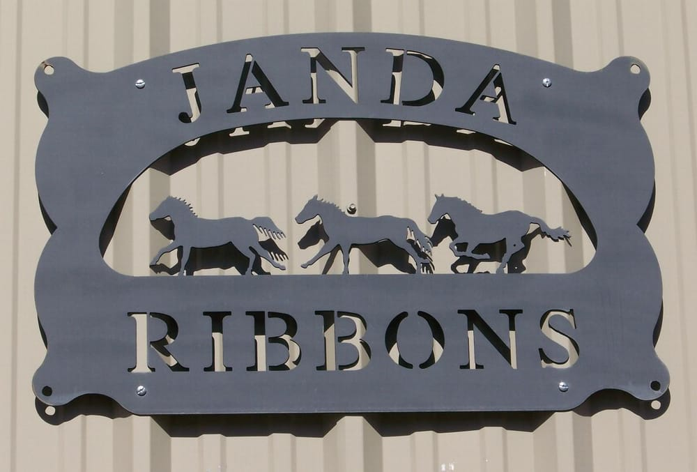 Janda Ribbons: 104 W Amargosa, Beatty, NV