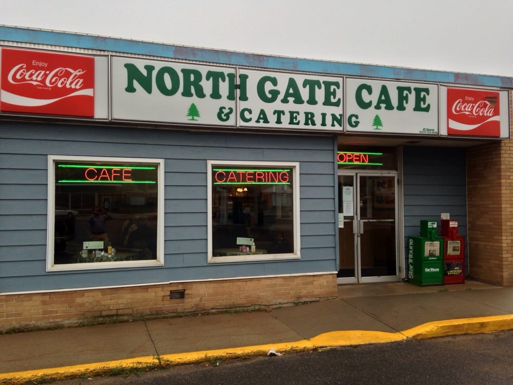 North Gate Cafe & Catering: 620 9th St N, Virginia, MN