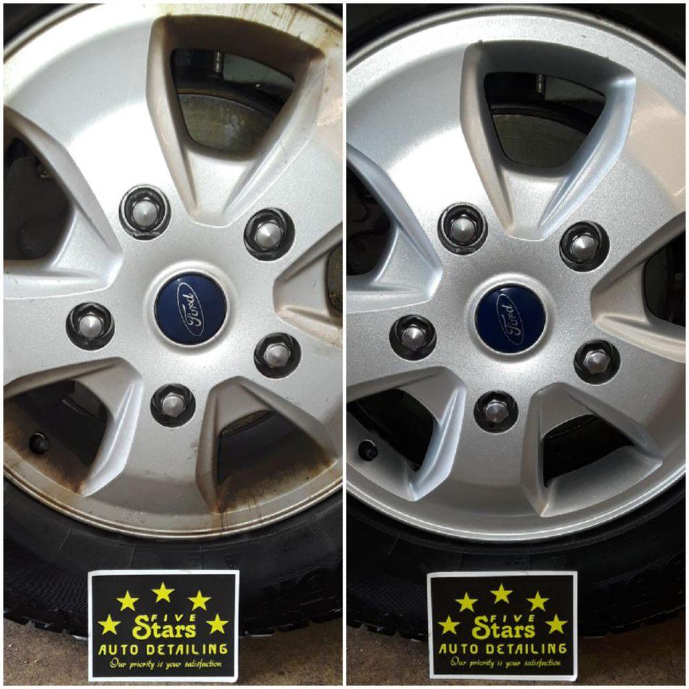 Five Stars Auto Detailing: 2757 Hudson Blvd N, Oakdale, MN