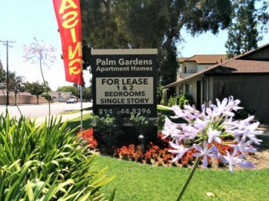 photo for palm gardens apartments - Palm Garden Apartments