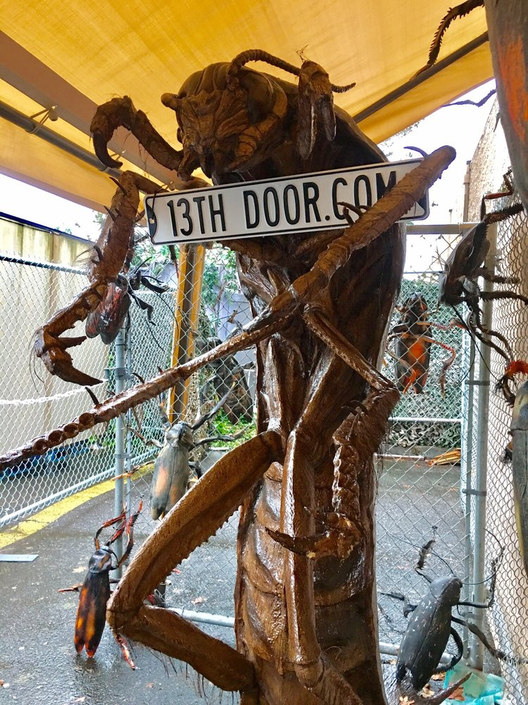 13th door haunted house 22 reviews haunted houses