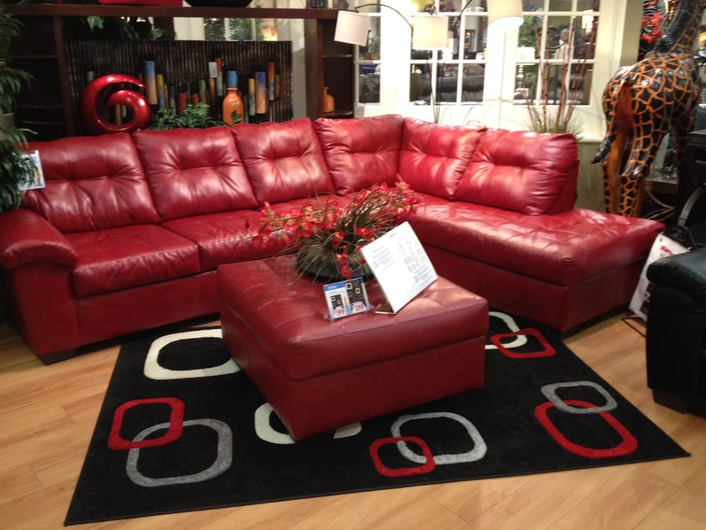 Superb Photo Of Bobu0027s Discount Furniture Woburn, MA, United States.  Mercury Sectional (